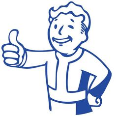 Fallout Pipboy Wall Decal  Laptop Decal  Cell by Acherryortwo, $4.99: