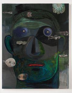"Nicole Eisenman, ""Guy Capitalist"", 2011,"