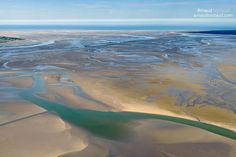 Baie-de-Somme #tourisme #campingcar Somme France, Camping Car, Airplane View, Berry Fruits, Tourism, Beach, Water, Photography