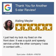 Auto Locksmith, Online Reviews, Dublin, Commercial, Positivity, Star, Ring, Happy, Rings