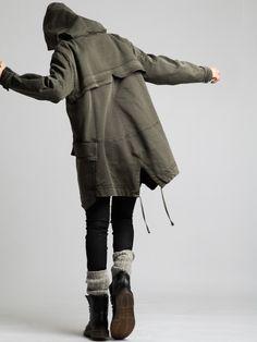 coat - lurdes bergada