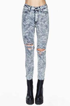 So Sketch Skinny Jeans