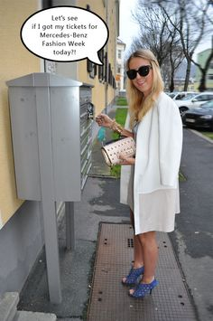 Street Style Comedy - Do you have my tickets for MBFW? Comedy, Street Style, Shirt Dress, Shirts, Outfits, Dresses, Fashion, Vestidos, Moda