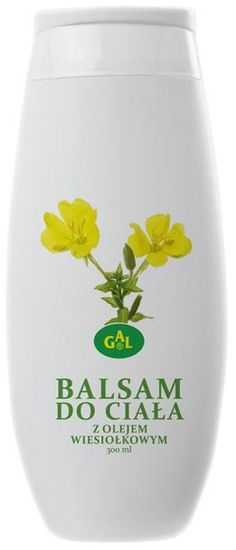 BALSAM DO CIAŁA Z OLEJEM Z WIESIOŁKA // Balsam przeznaczony jest do pielęgnacji skóry całego ciała. Skutecznie nawilża, delikatnie natłuszcza i nadaje skórze uczucie świeżości. Doskonale się wchłania i regeneruje naskórek, co jest przydatne po kąpielach wodnych i słonecznych. Zawiera naturalne oleje z nasion wiesiołka, nagietka i krwawnika. http://www.gal.com.pl/produkty/kosmetyki/balsam-do-ciala-z-olejem-z-wiesiolka.html