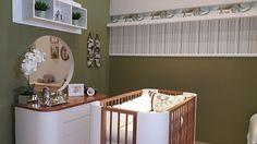 4 - Ideias para quartos de bebês | DECORACAO www,marciarispoli,com.br