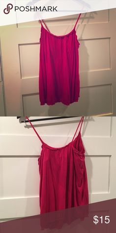 Banana Republic Top Drapey. Comfortable . Banana Republic Tops