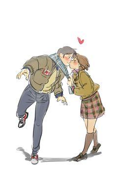 Whisper of The Heart - Shizuku and Seiji