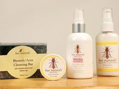 Made in St. Louis: Bee products inspire soothing skincare brand  At first she just wanted some skin care items to soothe her skin from near constant hand washing and to rejuvenate her hands and face from the dehydration and fatigue of perpetual travel. http://www.stltoday.com/lifestyles/fashion-and-style/debra-bass/made-in-st-louis-bee-products-inspire-soothing-skincare-brand/article_10e4fe2b-2821-5a45-a1d7-65f74af99858.html
