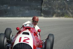 Ferrari 212 F1 [1951] - This is how real man drove cars back in the days