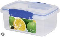 bol.com   Sistema Klip it - Container Rechthoekig   €5,85   Lengte x Breedte11,7 x 17,5 cm   Hoogte8 cm   Lengte11,7 cm   Inhoud1 liter