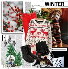 """""""Happy Holidays!"""" by craazzzy4shoes ❤ liked on Polyvore"""