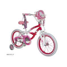 11f6a7749e Dynacraft 16 in. Girls Bike Hello Kitty