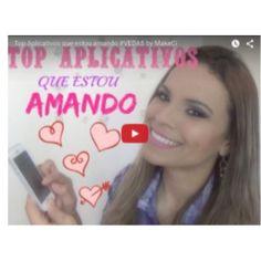 Ainda não assistiu??? Corre lá no meu canal do YouTube pra ver. https://youtu.be/ANUSkp_aIIc Www.makeci.com.br