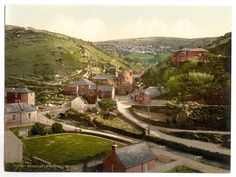 latest addition Boscastle, General view, Cornwall, England