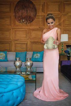 vestidolongo.festa.rose.blog.theblend
