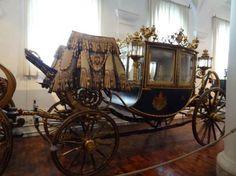 Marstallmuseum - Coupé de Gala citadino do Rei Ludwig II