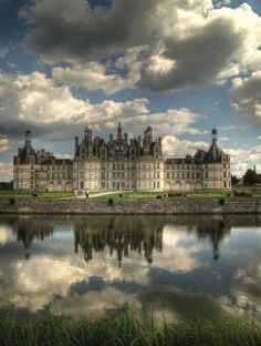 The magnificent chateaux of the Loire Valley, France by Ammazed
