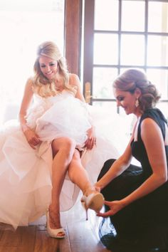 Classic indoor wedding with a dash of glam: http://www.stylemepretty.com/2014/07/25/classic-indoor-wedding-with-a-dash-of-glam/ | Photography: http://www.katieshuler.com/