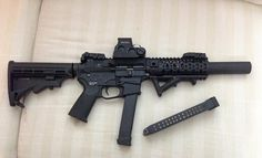 The ar glock project