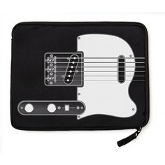 Worldwide Co Guitar Padded Tablet Case