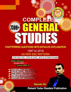 7 Best Competitive Exam Books images | Book authors, Book covers