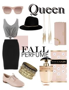 """""""Queen it's a walk in the Park."""" by queencryss on Polyvore featuring Prada, Daytrip, WithChic, Manon Baptiste, Clarks, Noir Jewelry, STELLA McCARTNEY and Janessa Leone"""