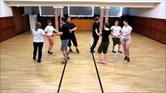 English Country Dance - The Crossroads - with Tutorial - Arbon e.V.