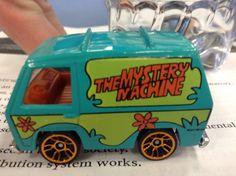 Mystery Machine #ScoobyDoo