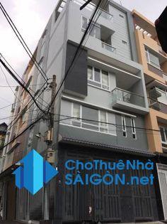 Cho thuê nhà Quận Phú Nhuận, HXH đường Phan Đăng Lưu, DT 5x11m, 1 trệt, 3 lầu, sân thượng, giá 30 triệu http://chothuenhasaigon.net/33927-2/