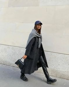 Work Fashion, Fashion 2020, Luxury Fashion, Street Style Looks, Looks Style, Fall Winter Outfits, Autumn Winter Fashion, Summer Outfits, Ootd