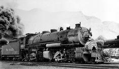 Railroad History, Choo Choo Train, Railroad Photography, Model Train Layouts, Steam Engine, Steam Locomotive, Rio Grande, Model Trains, Westerns