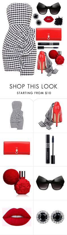 """""""Jennifah"""" by pegasusblack on Polyvore featuring Fendi, Christian Dior, beautiful, dress, Unique, classy and trill"""