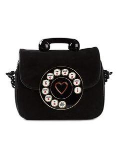 CHARLOTTE OLYMPIA Telephone Shoulder Bag