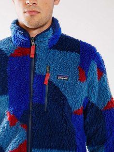 Patchwork Patagonia Retro-X Jacket