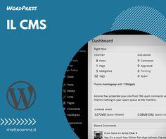 Il mio parere su WordPress, utilizzato da Blog a siti vetrina, e-commerce, forum o Social network, creando discussioni e flame sul suo utilizzo