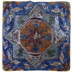 Tile Ceramic Glass| Serafini Amelia| Beautiful embossed persian tile