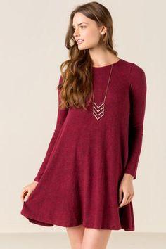 62265fcee41a Trudie Knit Shift Dress Shop Till You Drop