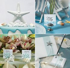 Beach themed wedding favours nz