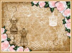 Винтажные Картинки для творчества. 14.. Комментарии : LiveInternet - Российский Сервис Онлайн-Дневников