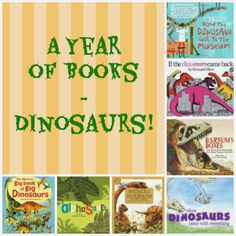 Molly Makes Do: Year of Books : Dinosaurs