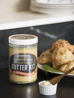 Homemade Butter Kit