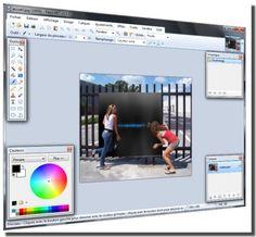 Paint.Net, tous les tutoriels  (logiciel gratuit)