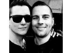 Matt Sanders and Brian Haner