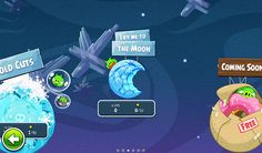 Angry Birds Space for BlackBerry PlayBook brings New Planet