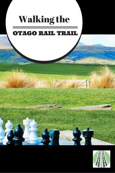 Walking the Otago Central Rail Trail. 152kms across New Zealand's South Island