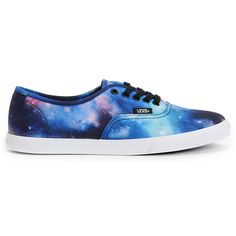 GALAXY VANS <3 I CAN'T WAIT FOR MINE TO COME IT