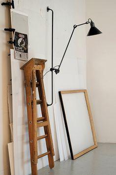 lampe design gras N214