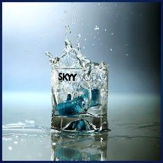 SKYY vodjka Lo encuentras en La Taberna Skyy Vodka, I Found You