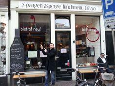 Bistrot Neuf in Amsterdam, Noord-Holland