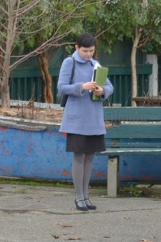 One of Ginnifer Goodwin's many Once Upon A Time costumes.